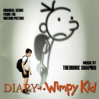 Diary of a Wimpy Kid (2010) soundtrack cover