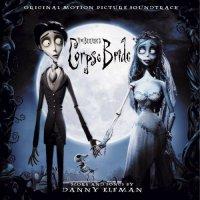 """Обложка саундтрека к мультфильму """"Труп невесты"""" / Corpse Bride (2005)"""