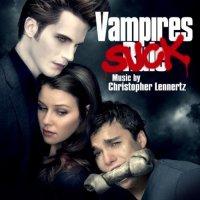 Vampires Suck: Score (2010) soundtrack cover