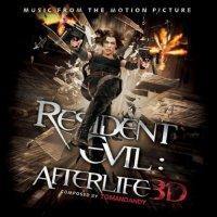 Resident Evil: Afterlife (2010) soundtrack cover
