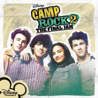 Camp Rock 2: The Final Jam (2010) soundtrack cover