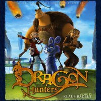 Dragon Hunters (2008) soundtrack cover