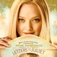 """Обложка саундтрека к фильму """"Письма к Джульетте"""" / Letters to Juliet (2010)"""