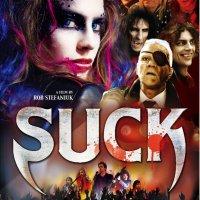 """Обложка саундтрека к фильму """"Глоток"""" / Suck (2009)"""