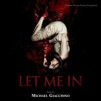 """Обложка саундтрека к фильму """"Впусти меня. Сага"""" / Let Me In (2010)"""