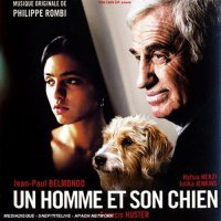 """Обложка саундтрека к фильму """"Человек и его собака"""" / Un homme et son chien (2008)"""