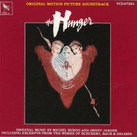 """Обложка саундтрека к фильму """"Голод"""" / The Hunger (1983)"""