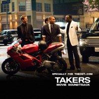 """Обложка саундтрека к фильму """"Мальчики-налетчики"""" / Takers (2010)"""