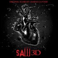 """Обложка саундтрека к фильму """"Пила 3D"""" / Saw 3D: Score (2010)"""