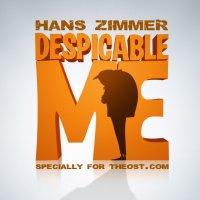 """Обложка саундтрека к мультфильму """"Гадкий я"""" / Despicable Me: Promo Score (2010)"""