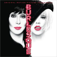 """Обложка саундтрека к фильму """"Бурлеск"""" / Burlesque (2010)"""