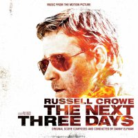 "Обложка саундтрека к фильму ""Три дня на побег"" / The Next Three Days (2010)"