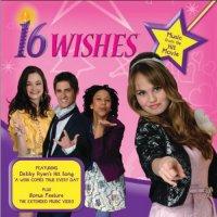 """Обложка саундтрека к фильму """"16 желаний"""" / 16 Wishes (2010)"""