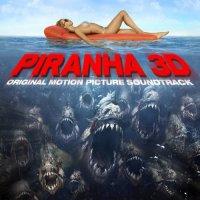 """Обложка саундтрека к фильму """"Пираньи 3D"""" / Piranha 3D (2010)"""