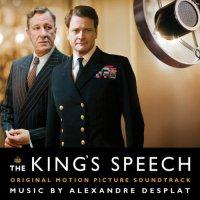 """Обложка саундтрека к фильму """"Король говорит!"""" / The King's Speech (2010)"""