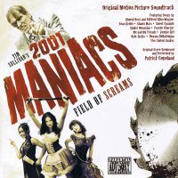 2001 Maniacs: Field of Screams (2010) soundtrack cover