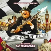 Jackboots on Whitehall (2010) soundtrack cover