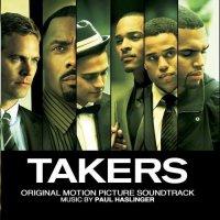 Takers: Score (2010) soundtrack cover