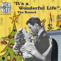 """Обложка саундтрека к фильму """"Эта замечательная жизнь"""" / It's a Wonderful Life (1946)"""