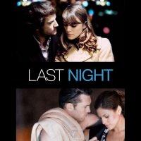 """Обложка саундтрека к фильму """"Прошлой ночью в Нью-Йорке"""" / Last Night (2010)"""