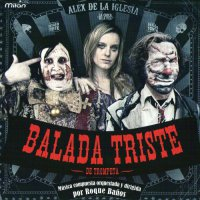 Balada triste de trompeta (2010) soundtrack cover