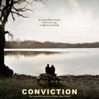 """Обложка саундтрека к фильму """"Убеждение"""" / Conviction (2010)"""