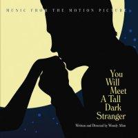 """Обложка саундтрека к фильму """"Ты встретишь таинственного незнакомца"""" / You Will Meet a Tall Dark Stranger (2010)"""
