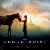 """Обложка саундтрека к фильму """"Секретариат"""" / Secretariat (2010)"""