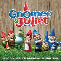 Gnomeo & Juliet (2011) soundtrack cover
