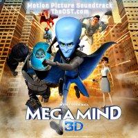 Megamind (2010) soundtrack cover