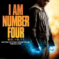 I Am Number Four (2011) soundtrack cover