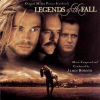 "Обложка саундтрека к фильму ""Легенды осени"" / Legends of the Fall (1994)"