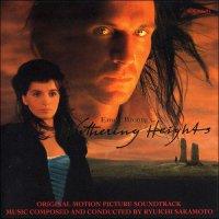 """Обложка саундтрека к фильму """"Грозовой перевал"""" / Wuthering Heights (1992)"""