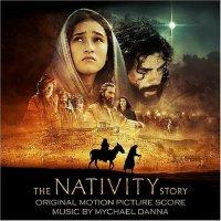 """Обложка саундтрека к фильму """"Божественное рождение"""" / The Nativity Story (2006)"""