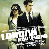 """Обложка саундтрека к фильму """"Телохранитель"""" / London Boulevard (2010)"""