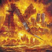 """Обложка саундтрека к фильму """"2012: Гибель Империи"""" / Nihon chinbotsu (2006)"""