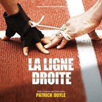 """Обложка саундтрека к фильму """"Правая линия"""" / La ligne droite (2011)"""