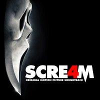 """Обложка саундтрека к фильму """"Крик 4"""" / Scream 4 (2011)"""