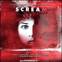 "Обложка саундтрека к фильму ""Крик"" / Scream: Score (1996)"