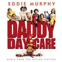 """Обложка саундтрека к фильму """"Дежурный папа"""" / Daddy Day Care (2003)"""