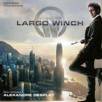 Largo Winch (2008) soundtrack cover