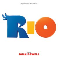 Rio: Score (2011) soundtrack cover