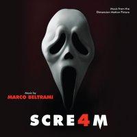 "Обложка саундтрека к фильму ""Крик 4"" / Scream 4: Score (2011)"