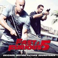 """Обложка саундтрека к фильму """"Форсаж 5"""" / Fast Five (2011)"""