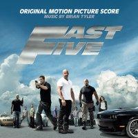 """Обложка саундтрека к фильму """"Форсаж 5"""" / Fast Five: Score (2011)"""