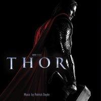 """Обложка саундтрека к фильму """"Тор"""" / Thor (2011)"""