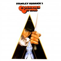 A Clockwork Orange (1971) soundtrack cover