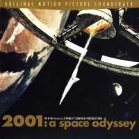 2001: A Space Odyssey (1968) soundtrack cover
