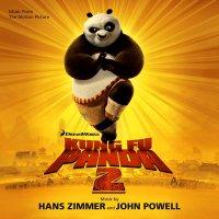 """Обложка саундтрека к мультфильму """"Кунг-фу Панда 2"""" / Kung Fu Panda 2 (2011)"""