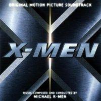 X-Men (2000) soundtrack cover